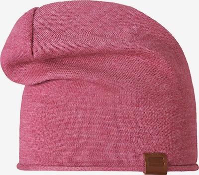 STÖHR Mütze in pink, Produktansicht