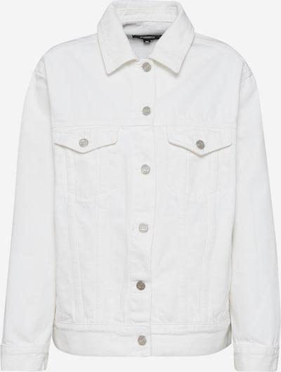Missguided Overgangsjakke i hvid, Produktvisning