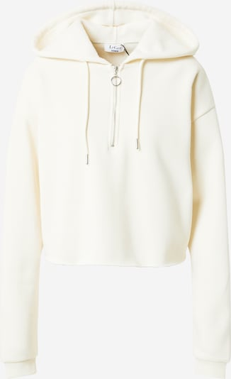 LeGer by Lena Gercke Hoodie 'Sena' in creme / offwhite, Produktansicht
