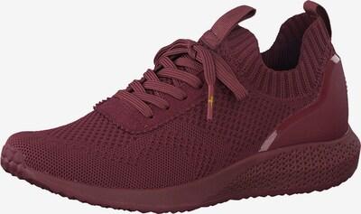 Tamaris Fashletics Sneaker in rot, Produktansicht