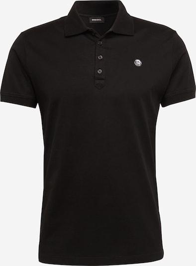 DIESEL Poloshirt 'T-WEET' in schwarz, Produktansicht