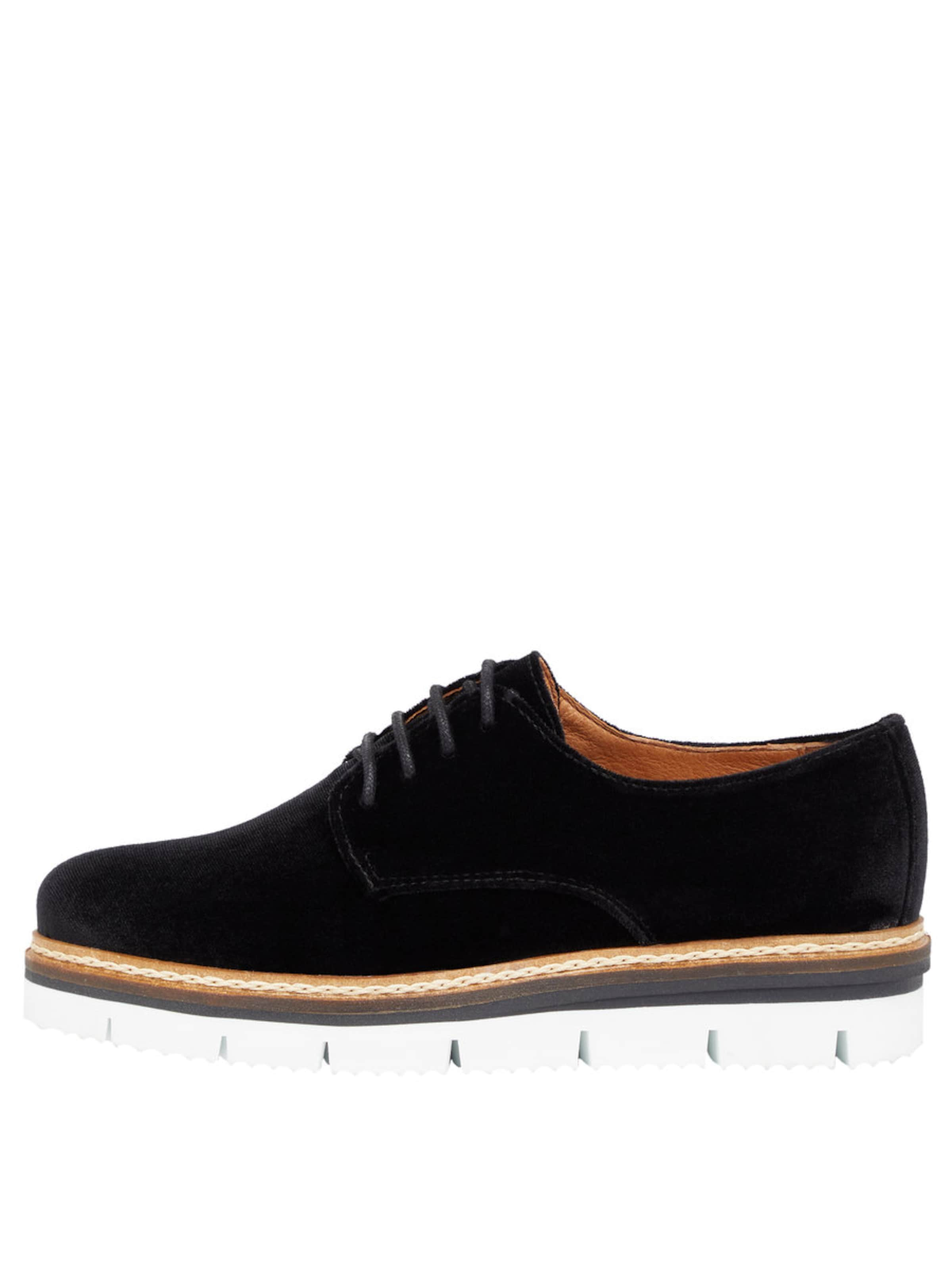 Bianco | Derby-Schuhe 'Cleaved Laced Up' Schuhe Gut getragene Schuhe