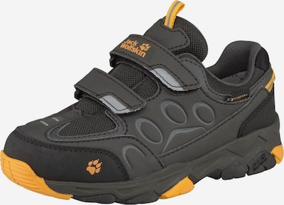 JACK WOLFSKIN Schuh 'Mountain Attack' in gelb / schwarz, Produktansicht