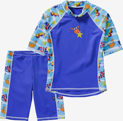 FASHY Anzug in blau / mischfarben, Produktansicht