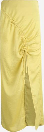 Missguided (Tall) Jupe en jaune, Vue avec produit
