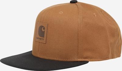 Kepurė iš Carhartt WIP , spalva - ruda / juoda: Vaizdas iš priekio