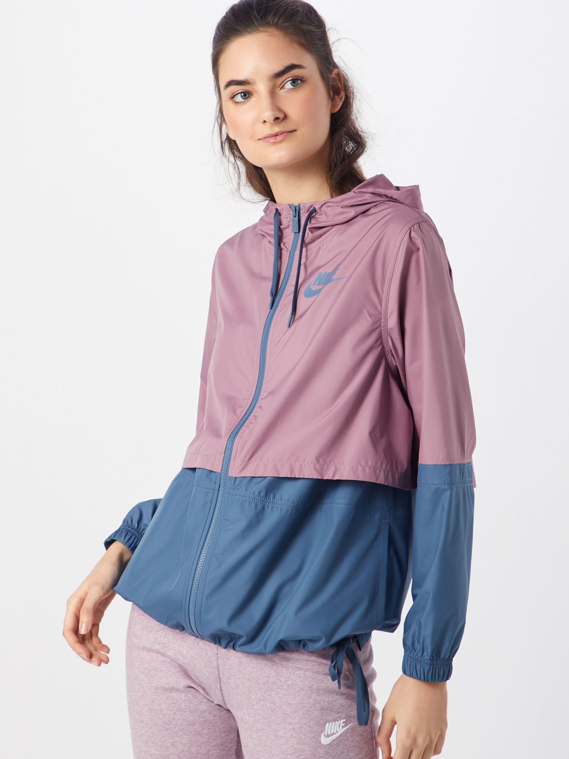 En Nike saison Mi BleuViolet Sportswear Veste xBeCdWro