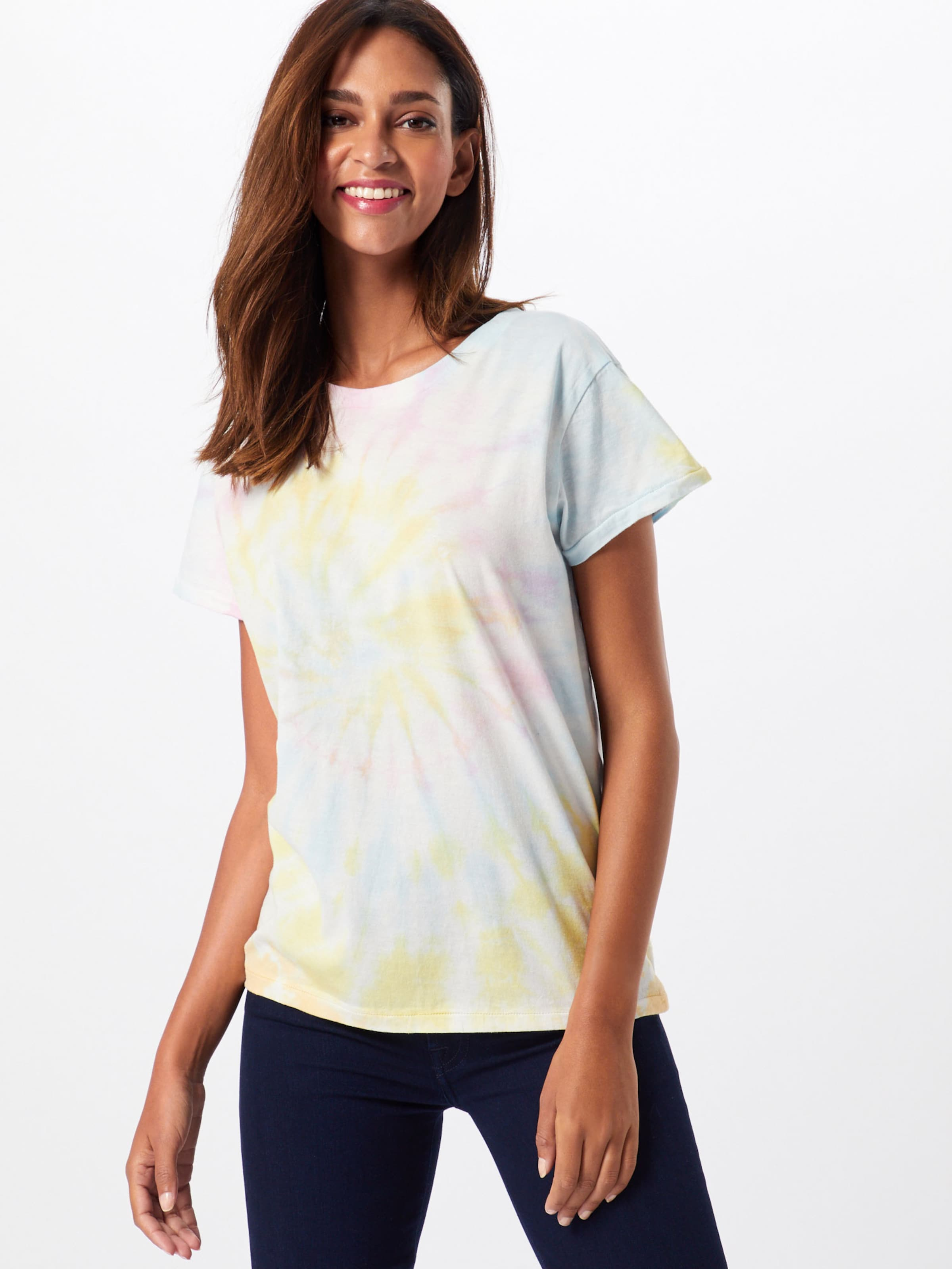 La Shirt Dye 'tie Ragdoll Tee' In Mischfarben Vintage 1ulFKJ5Tc3