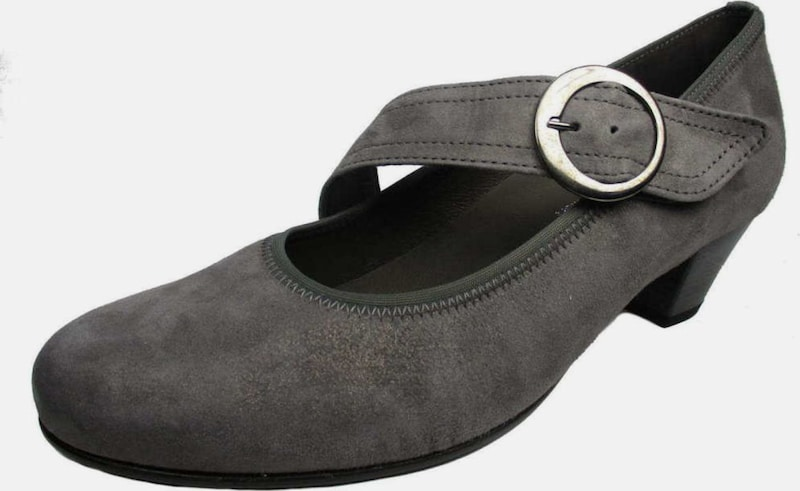 GABOR Pumps in grau, Produktansicht