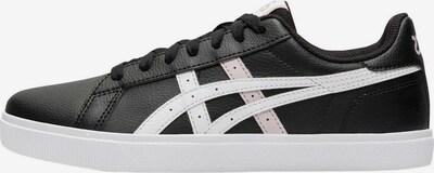ASICS SportStyle Sneaker 'Classic CT' in schwarz / weiß, Produktansicht