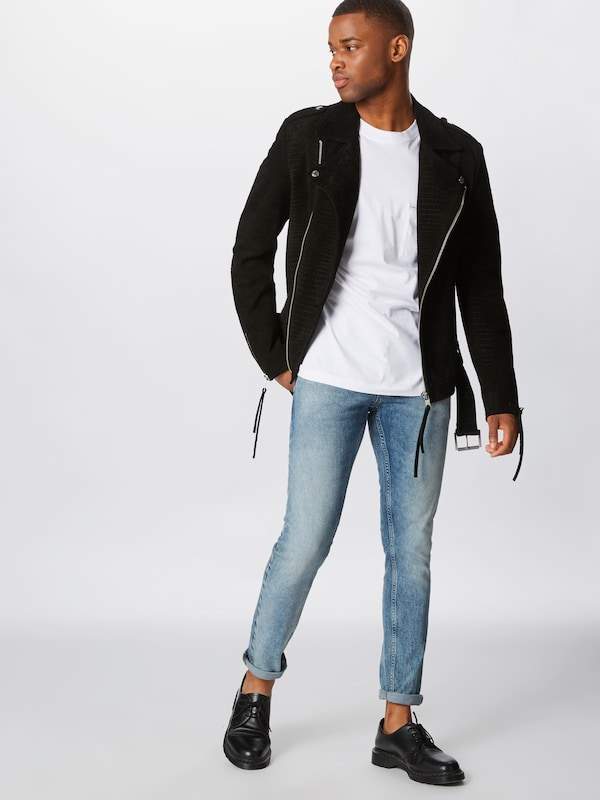 Taper' Calvin 'ckj Athletic Bleu Jeans Jean Denim Klein En 056 NwOX0k8nP