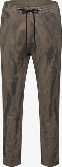 DRYKORN Pantalon 'JEGER' en gris / kaki, Vue avec produit