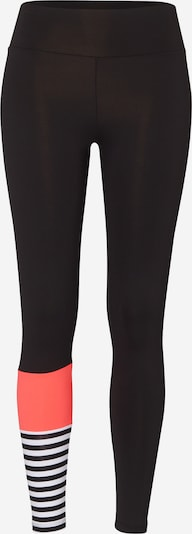 Hey Honey Leggings in pink / schwarz, Produktansicht