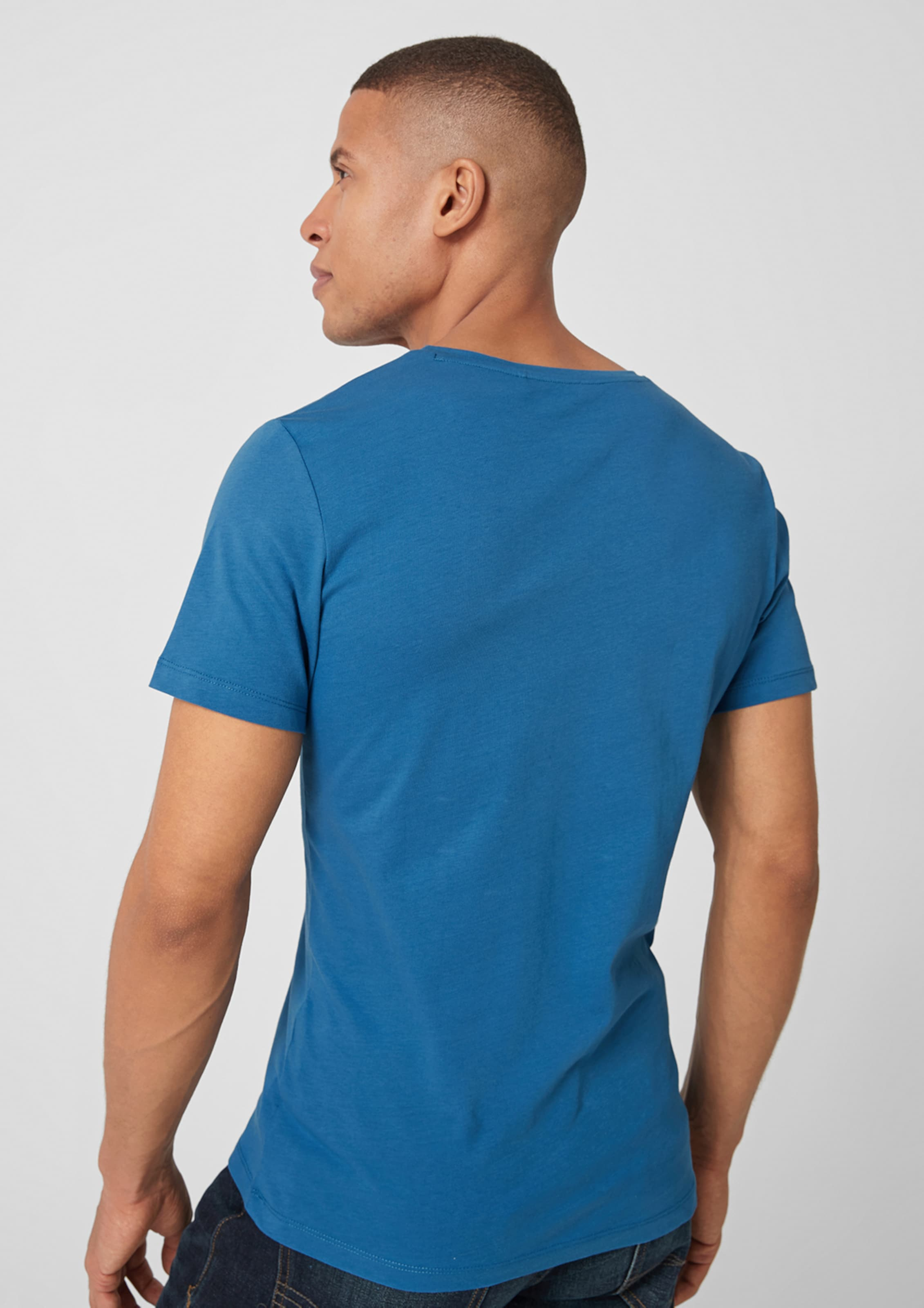 oliver In shirt T Blau S VMzpqSU