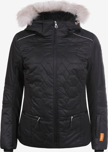 ICEPEAK Jacke 'Carol' in schwarz, Produktansicht