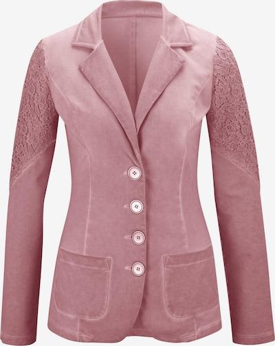 heine Blazer | staro roza barva, Prikaz izdelka