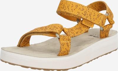 TEVA Sandaal 'Midform Universal Star Sandal Womens' in de kleur Mosterd, Productweergave