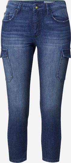 EDC BY ESPRIT Jeans 'MR SKINNY CROPP' in blue denim / dunkelblau, Produktansicht