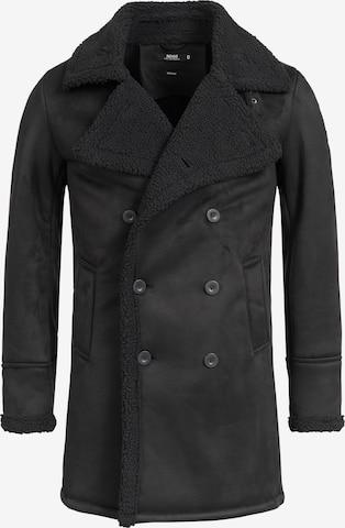 Manteau d'hiver 'Barlow' INDICODE JEANS en noir