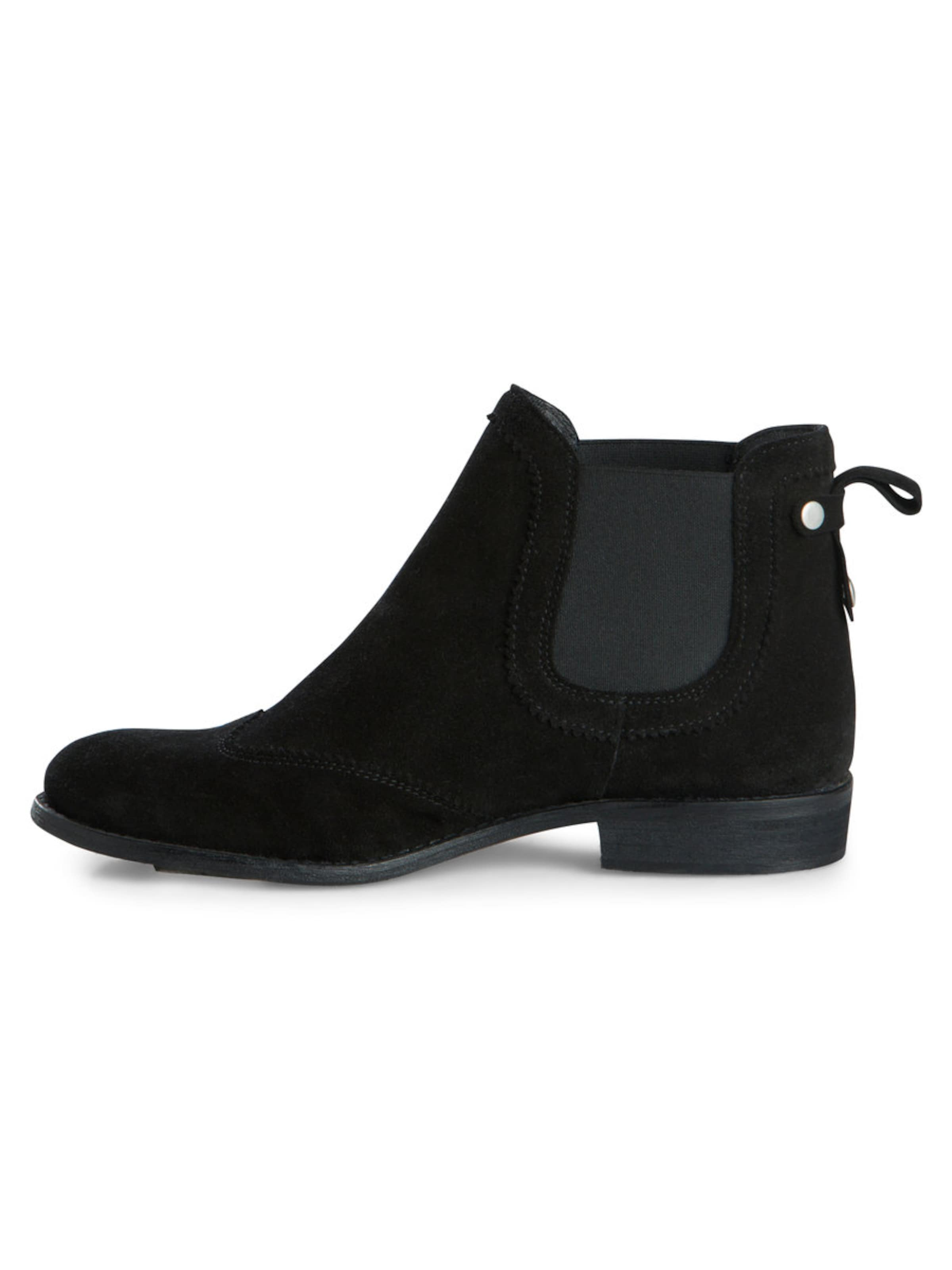 PIECES Veloursleder-Stiefel Outlet Kaufen hu2EQZ