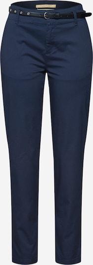 SCOTCH & SODA Pantalon chino en bleu marine, Vue avec produit