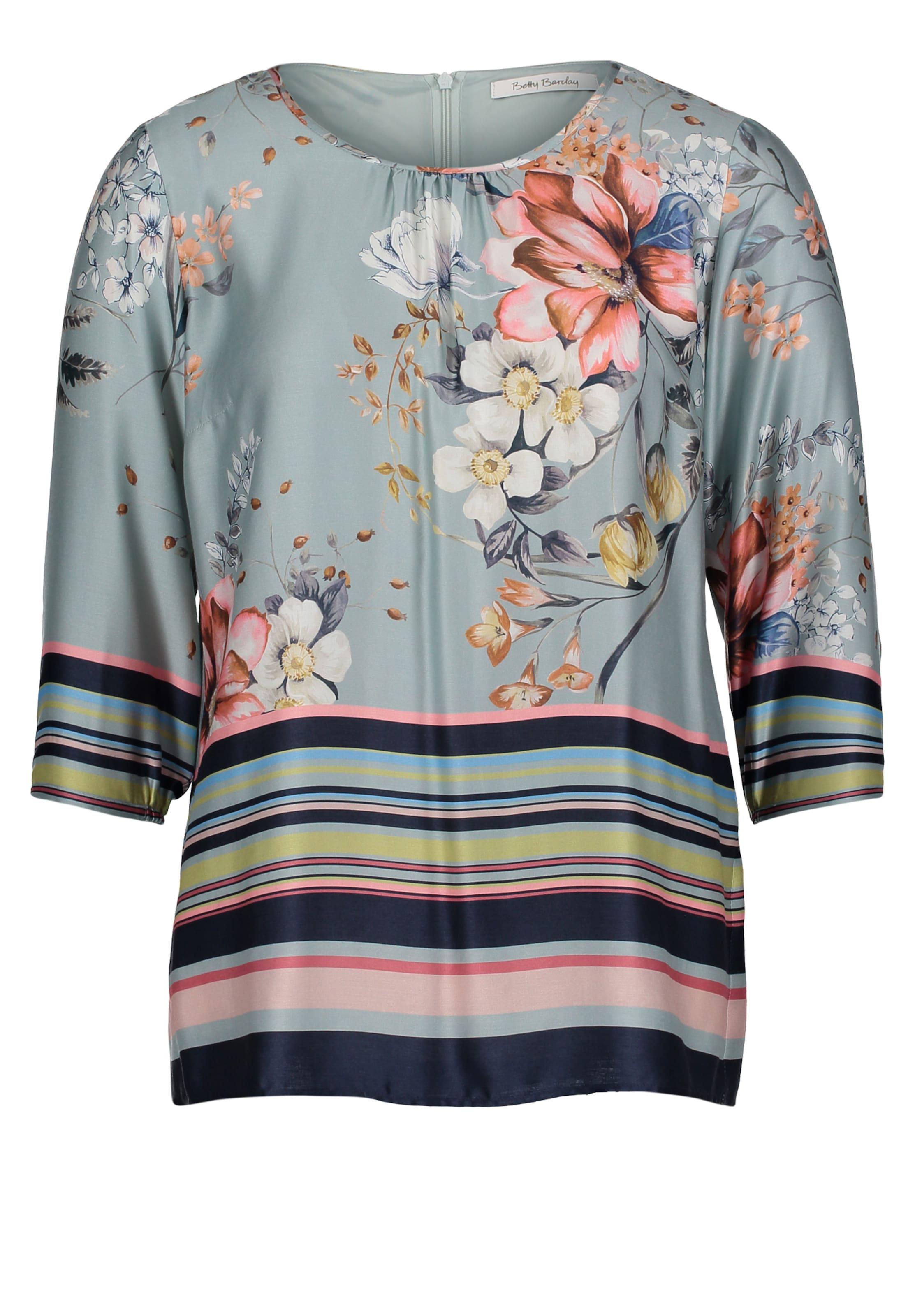 Rosa KobaltblauApfel Pastellgrün Betty Barclay Bluse In EH29WDI