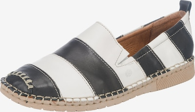 JOSEF SEIBEL Slipper 'Sofie' in schwarz / weiß, Produktansicht