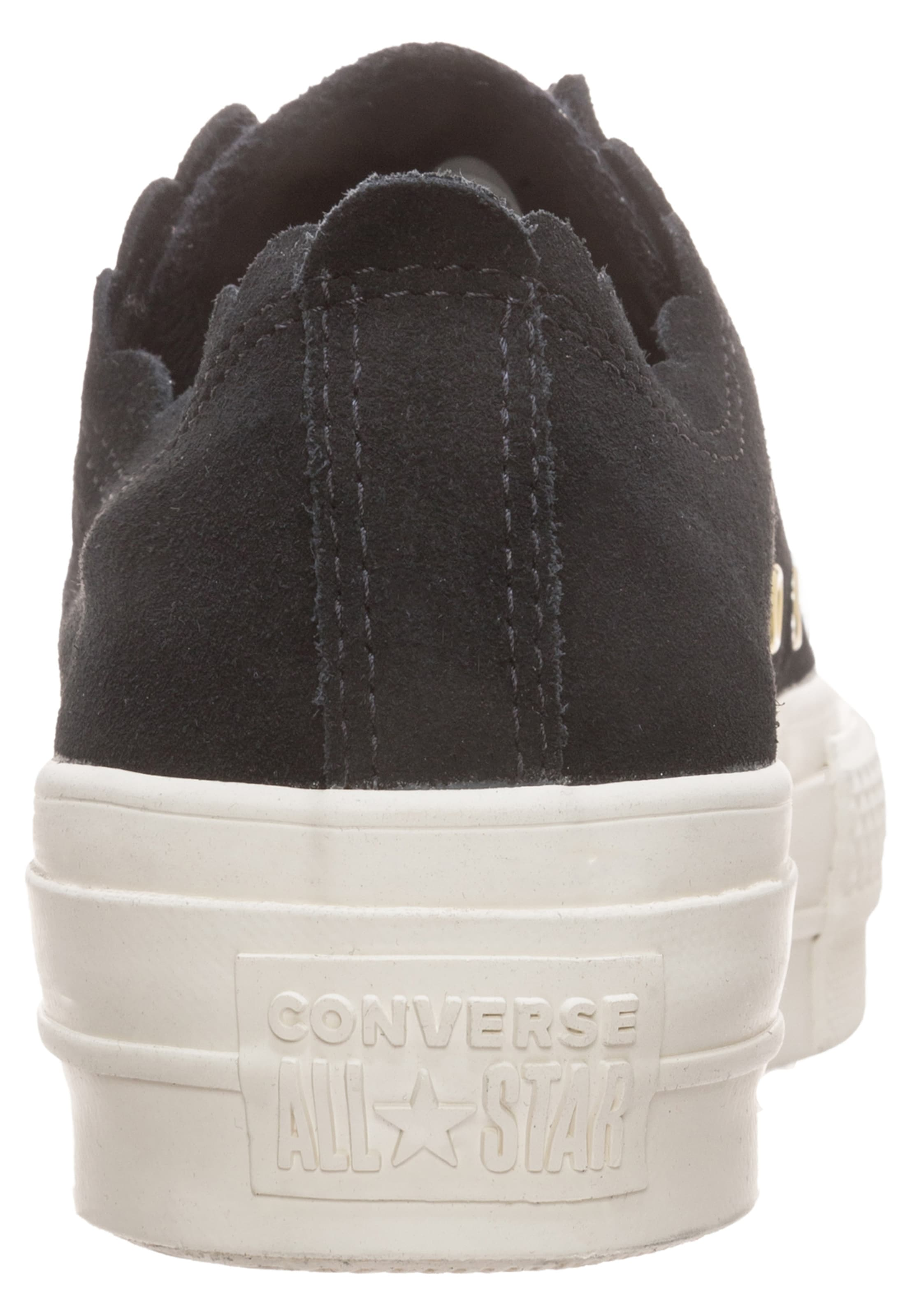 Thrills Sneaker In Schwarz Lift Converse 'frilly Ox' TclF1KJ3