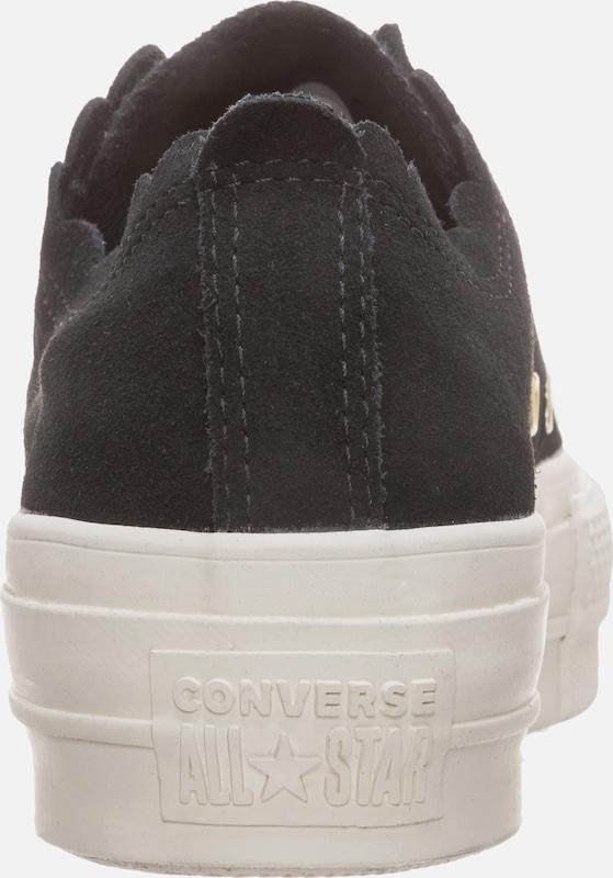 Converse Basses En 'frilly Thrillslift Baskets Ox' Noir DW9HEIY2