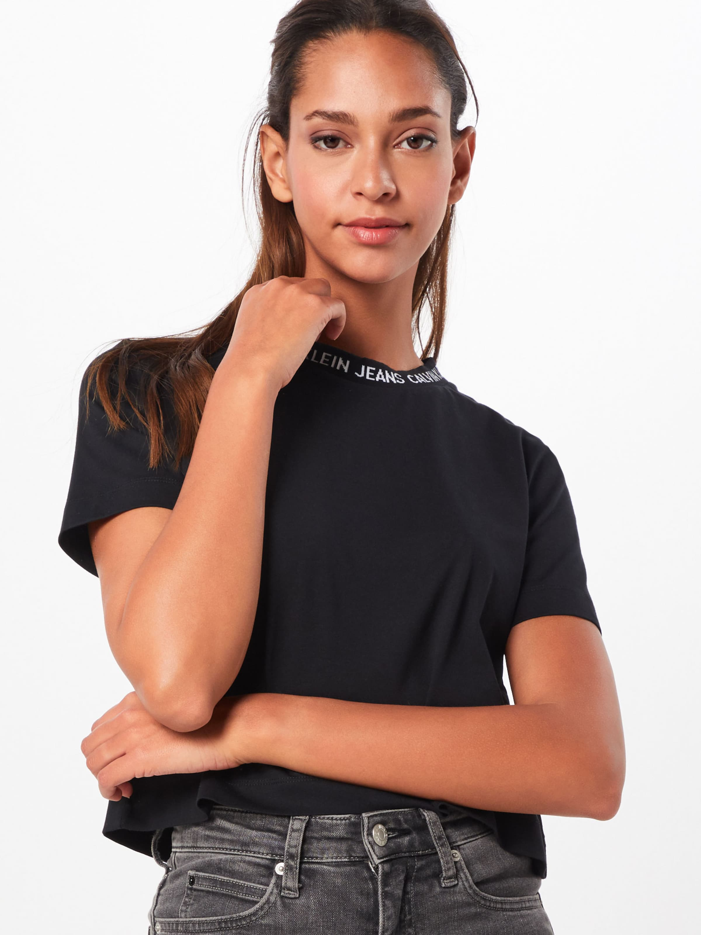 Jeans Schwarz Klein Calvin Shirt In n0OP8kXw