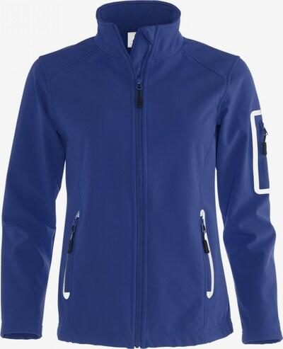 BRDS Softshelljacke 'LOUISA' in blau, Produktansicht