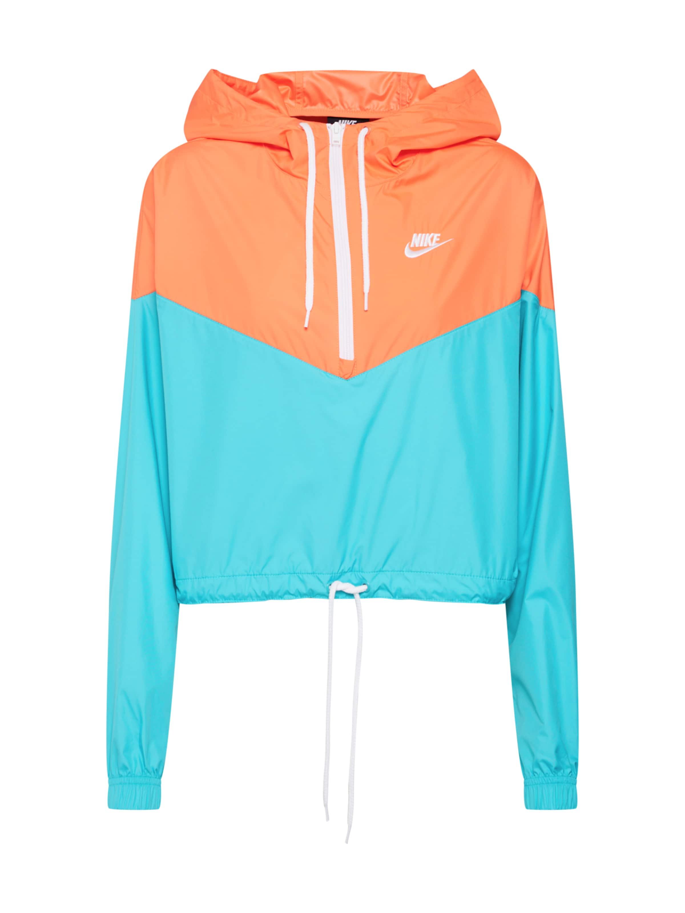 Mi In SportswearVeste saison TurquoiseOrange Blanc Nike OZuTkPXwi