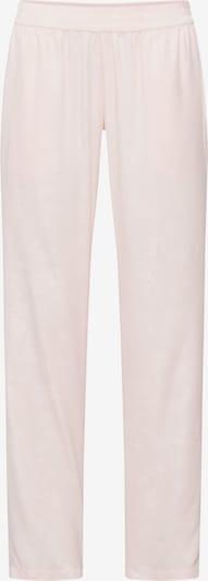 Hunkemöller Pyjamahose 'Pant Satin Jacquard Paisley' in pink, Produktansicht