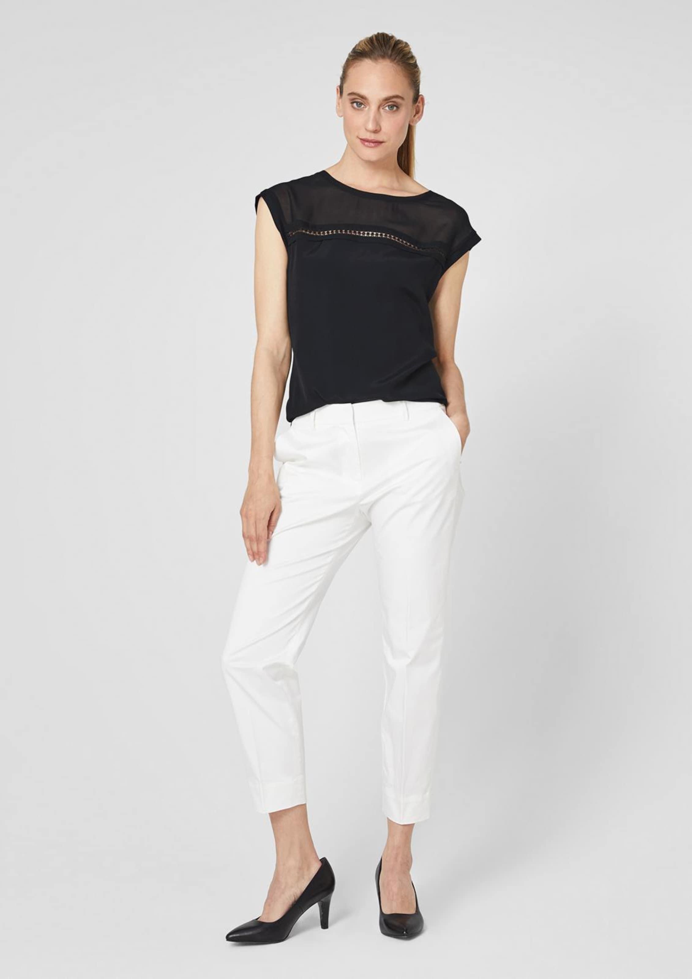 S Black Label oliver Schwarz Shirt In CsrdthQx