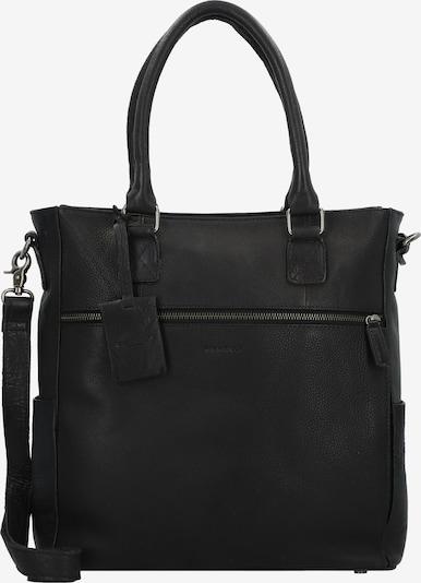 Burkely Schultertasche in schwarz, Produktansicht