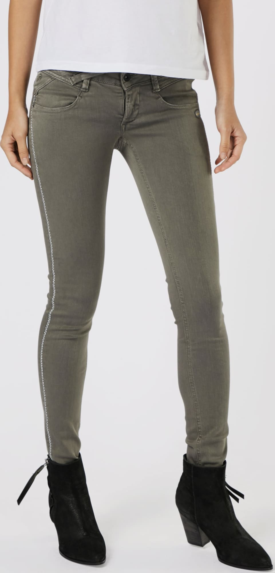 Citaten Weergeven Jeans : Gang jeans nena hiperpower rfd in groen about you