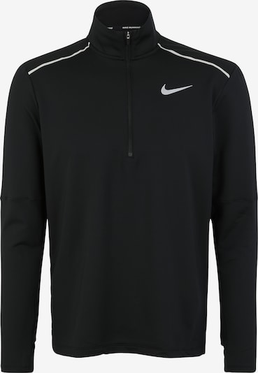NIKE Funkční tričko - černá / bílá, Produkt
