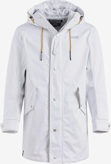 khujo Mantel ' CAJAM ' in weiß, Produktansicht