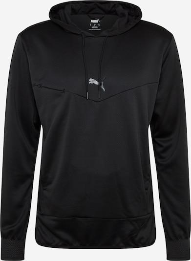 PUMA Sportsweatshirt in schwarz, Produktansicht