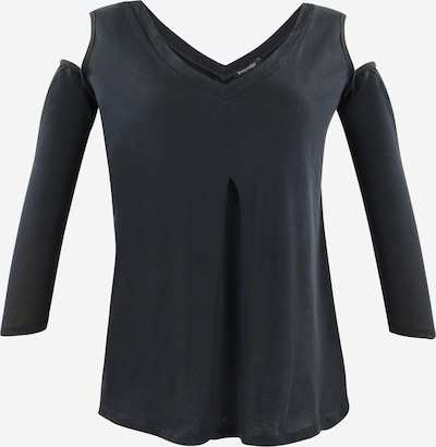 trueprodigy Longsleeve 'Rubi' in schwarz, Produktansicht