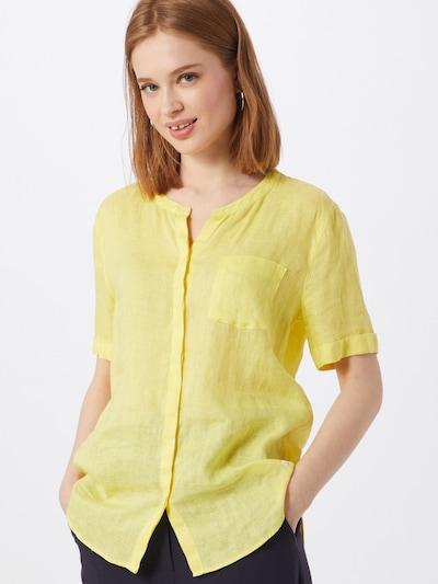 BRAX Bluse 'VANIA' in gelb, Modelansicht