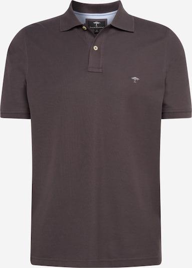FYNCH-HATTON Poloshirt 'SNOS 1700' in dunkelgrau, Produktansicht