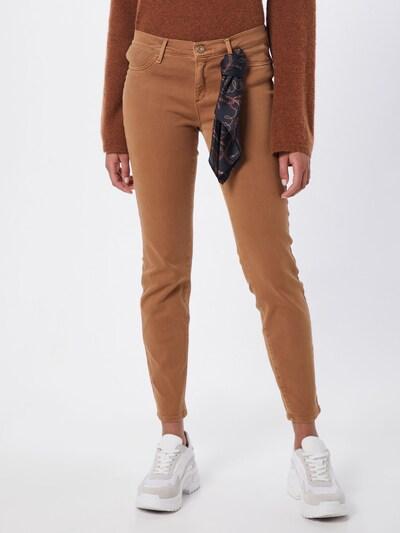 BRAX Jeans 'SPICE' in cognac, Modelansicht