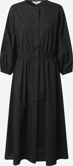 Rochie tip bluză 'Emalia' Part Two pe negru, Vizualizare produs