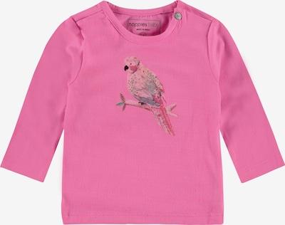 Noppies Langarmshirt 'Kenova' in mischfarben / pink, Produktansicht