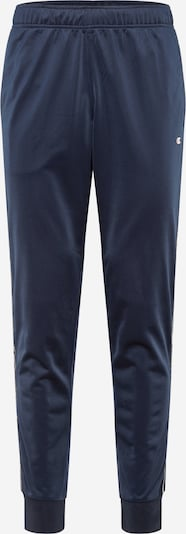 Champion Authentic Athletic Apparel Pantalon en bleu marine / blanc, Vue avec produit