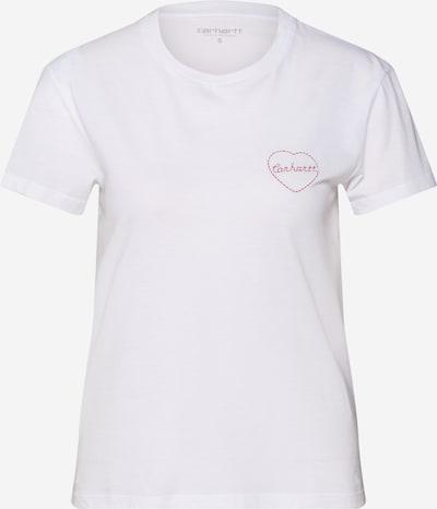 Carhartt WIP Shirt 'Tilda Heart' in weiß, Produktansicht