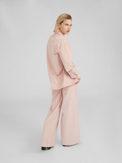 EDITED Pantalon 'Mako' en rose: Vue de dos