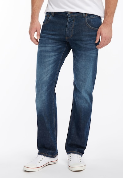 MUSTANG Jeans 'Michigan' in blue denim, Modelansicht