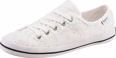 Pepe Jeans Sneaker 'Gery Anglaise' mit Stickerei